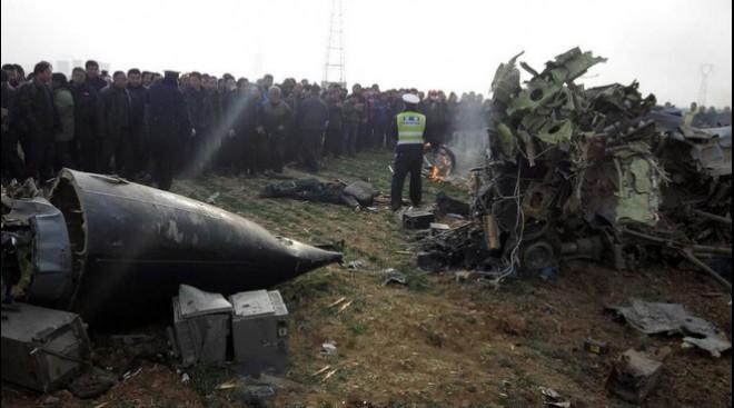 China aircraft crash