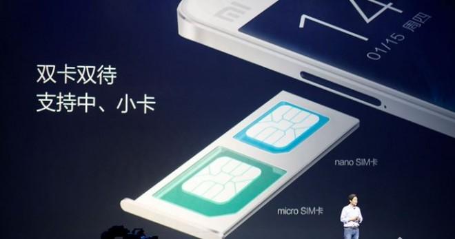 Xiaomi Mi Note connectivity features