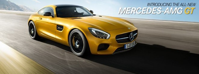Mercedes All-Set To Launch AMG GT Sports Car In India This March; Starting Price Rs. 2 Crore: Report