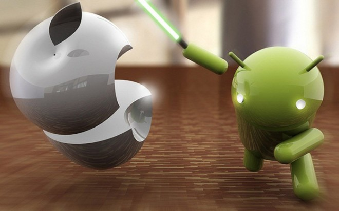 Apple iOS Share Falls Despite iPhone Success In 2014; Android Gains Supremacy With Over 80 Percent