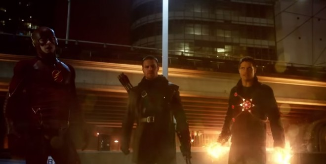 The Flash extended promo