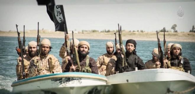 Indians among Isis