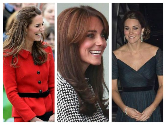 Kate Middleton back to royal duties with 'bangs'; A look ...