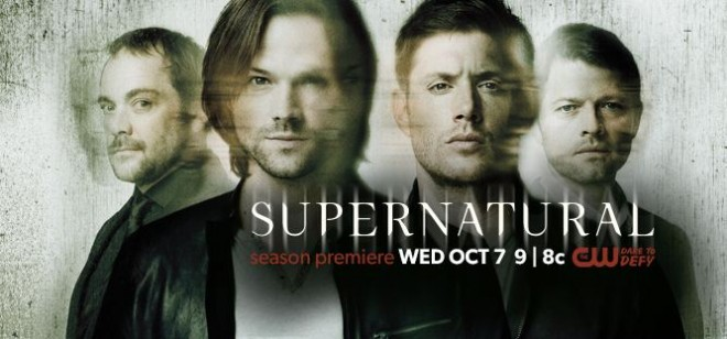 Supernatural returns on Oct. 13