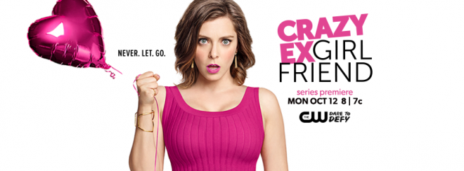 'Crazy Ex-Girlfriend' will premiere on Monday in The CW