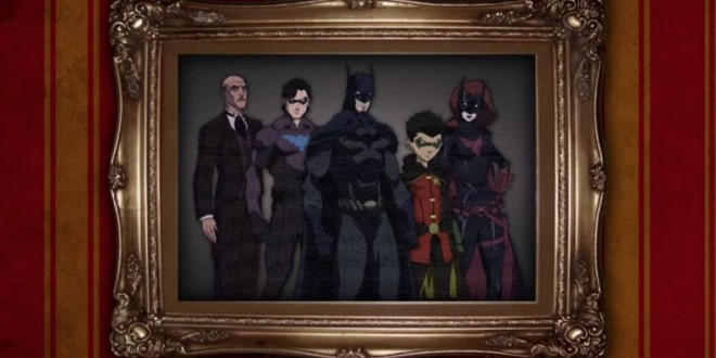 Still from 'Batman: Bad Blood'