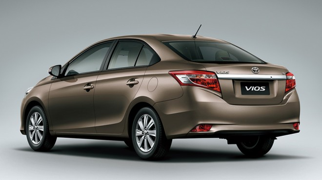 Next-gen Toyota Vios to be sold in India as Honda City ...
