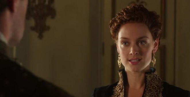 Elizabeth reveals that she wants to take down the Queen of Scots