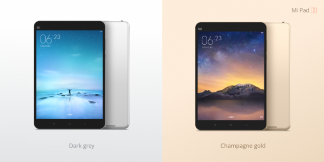 Xiaomi Mi Pad 2 is an upgrade done right: Specifications, features and price [PHOTOS]