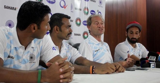 Raghunath Sreejesh Oltmans Sardar