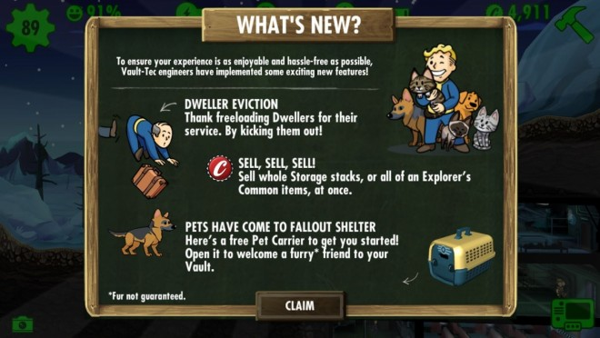 how to get dweller in fallout shelter
