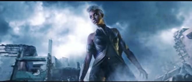 A glimpse from 'X Men: Apocalypse' trailer.