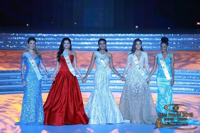 Mireia Lalaguna Royo Is now Miss World 2015