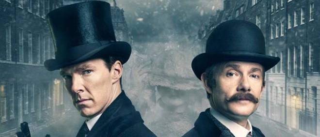 Sherlock Holiday special