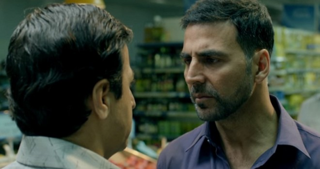 Akshay Kumar in Airlift