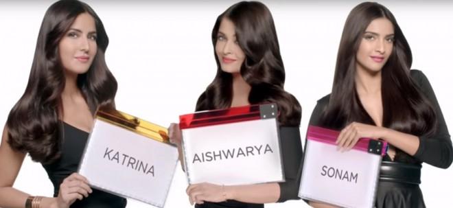 Sonam Kapoor Aishwarya Rai Bachchan and Katrina Kaif