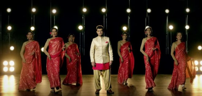 Sonu Nigam and the '6 Pack' band