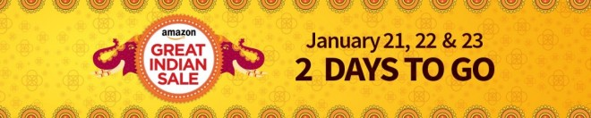 Amazon India announces 3-day Great Indian Sale starting 21 January: How to get best deals?