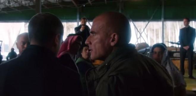 Damien Darhk makes cameo in LoT's Pilot Part 2