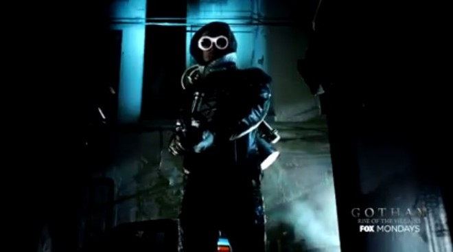Promo for Mr Freeze in Gotham