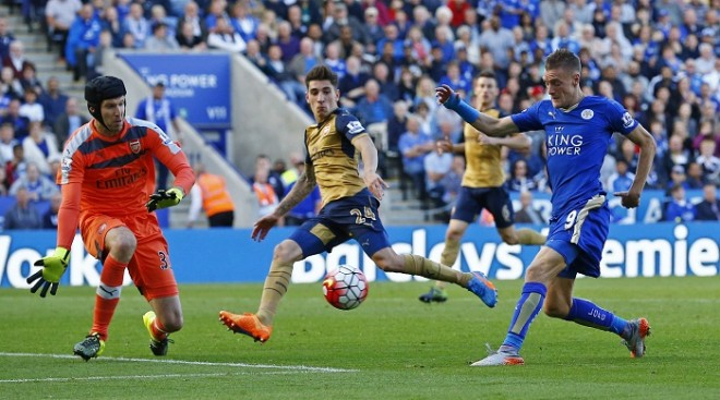 Arsenal Leicester