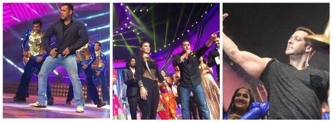 Salman Khan Da-Bang concert