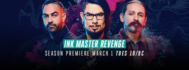 """'Ink Master"""" Season 7 will premiere on March 1"""