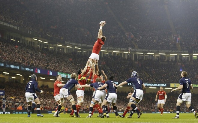 Wales Scotland Six Nations 2016