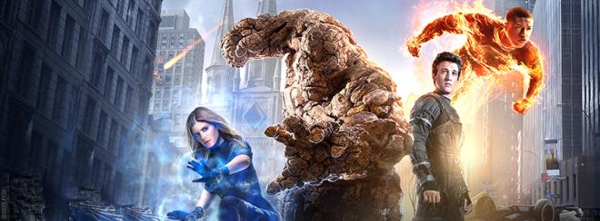 'Fantastic Four' cast
