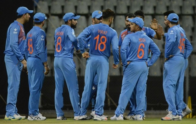 India World T20 team