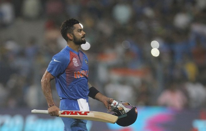 Virat Kohli India Pakistan World T20 2016