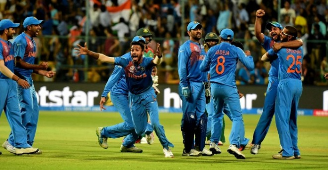 Hardik Pandya India Bangladesh World T20 2016