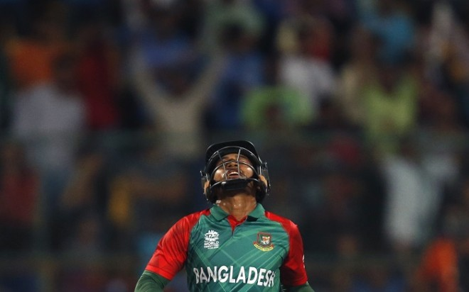Mushfiqur Rahim Bangladesh World T20 2016