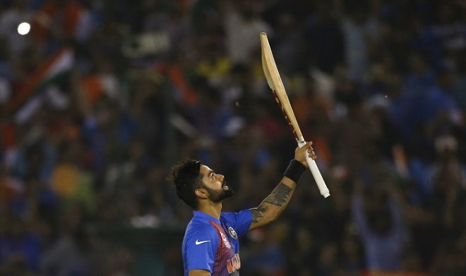 Virat Kohli India World T20 2016