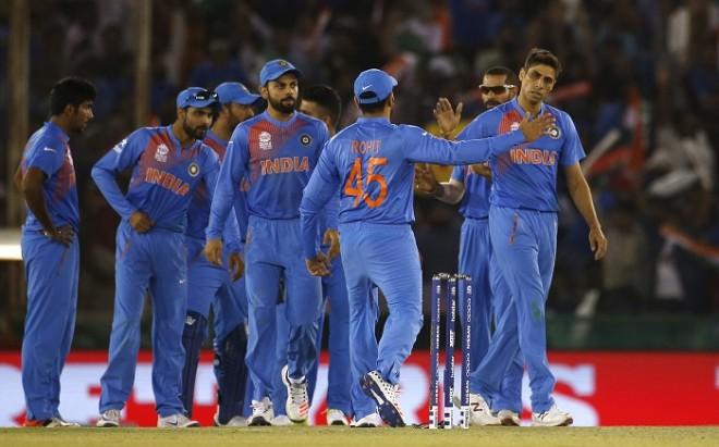 India World T20 2016
