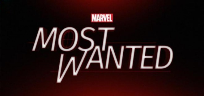 Marvel's 'Most Wanted' logo