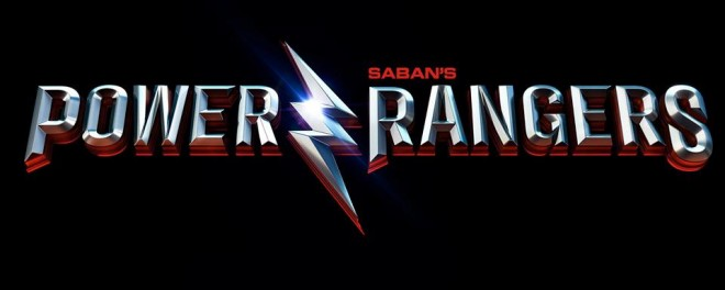 New Power Rangers logo
