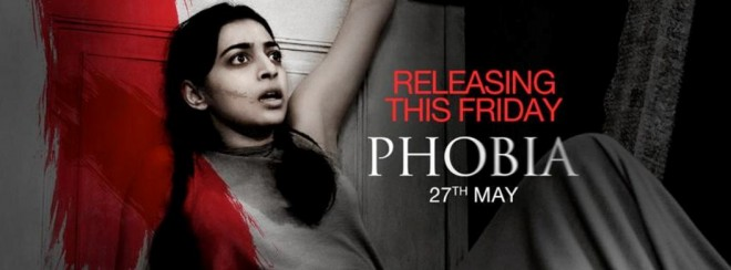 """Poster of """"Phobia"""""""