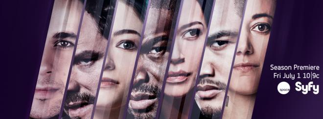 'Dark Matter' Season 2