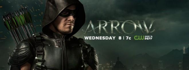 Arrow Season 5 will premiere on July 13