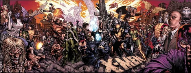 Marvel and Fox to produce 'X-Men' TV show
