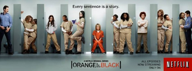 The critically acclaimed 'Orange is the New Black' didn't get any nomination at this year's Emmy Awards