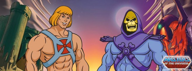 New episodes of 'He-Man and the Masters of the Universe' all set to be revealed at SDCC 2016.