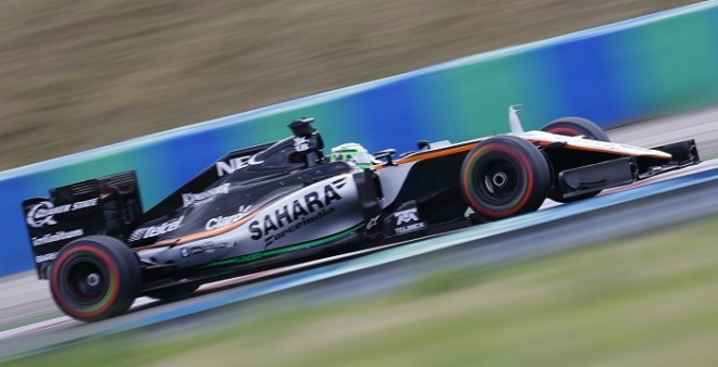 Nico Hulkenberg Force India