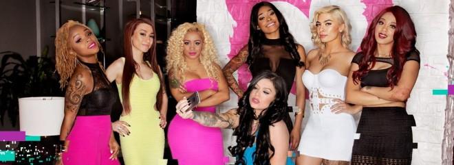 Cast of Bad Girls Clube Season 16