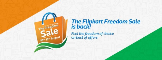Best of Flipkart's Freedom Sale are here: iPhones, Lenovo K5 Note and other products with great discounts