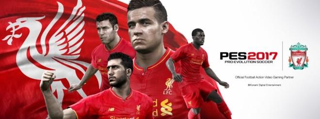 Konamihas signed up Liverpool FCfor