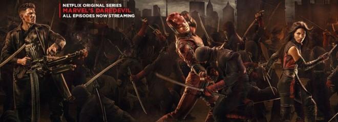 "Netflix renewed ""Daredevil"" Season 3 at Comic-Con 2016"