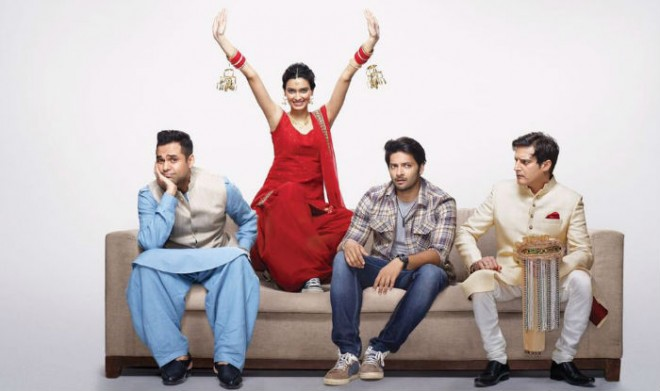 'Happy Bhag Jayegi'
