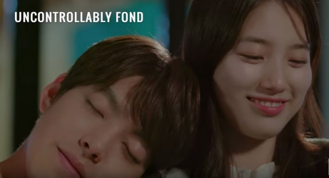 Final scenes from Uncontrollably Fond